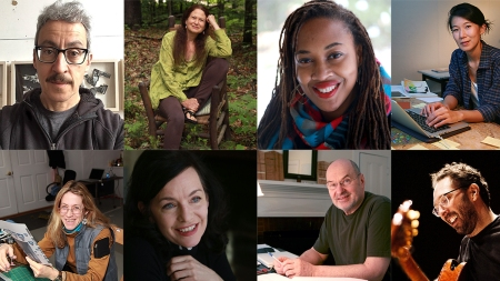 MacDowell Colony Awards Fellowships 87 Artists