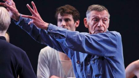 Paul Taylor, Pioneering Dancer and Choreographer