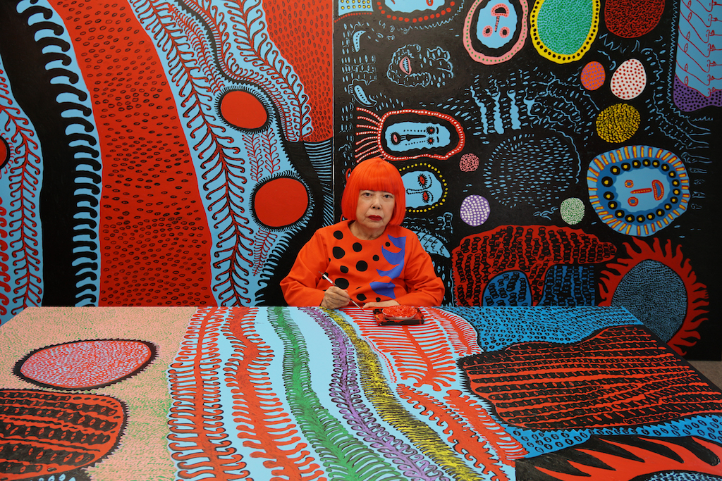 'I Just Kept Trying to Make My Own World': 'Kusama: Infinity' Traces the Fraught Life of a Monumental Figure