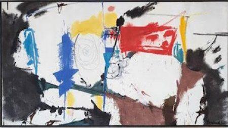 Auction Records Helen Frankenthaler, Joan Mitchell