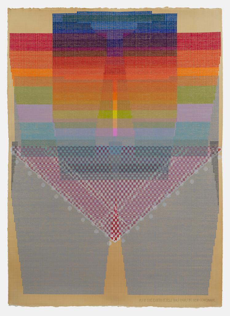 Ellen Lesperance at Derek Eller Gallery, New York