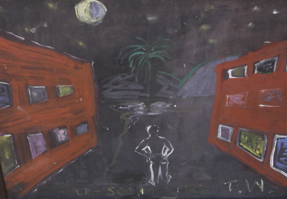'Tennessee Williams: Playwright and Painter' at Jewish Museum of Florida-FIU, Miami Beach