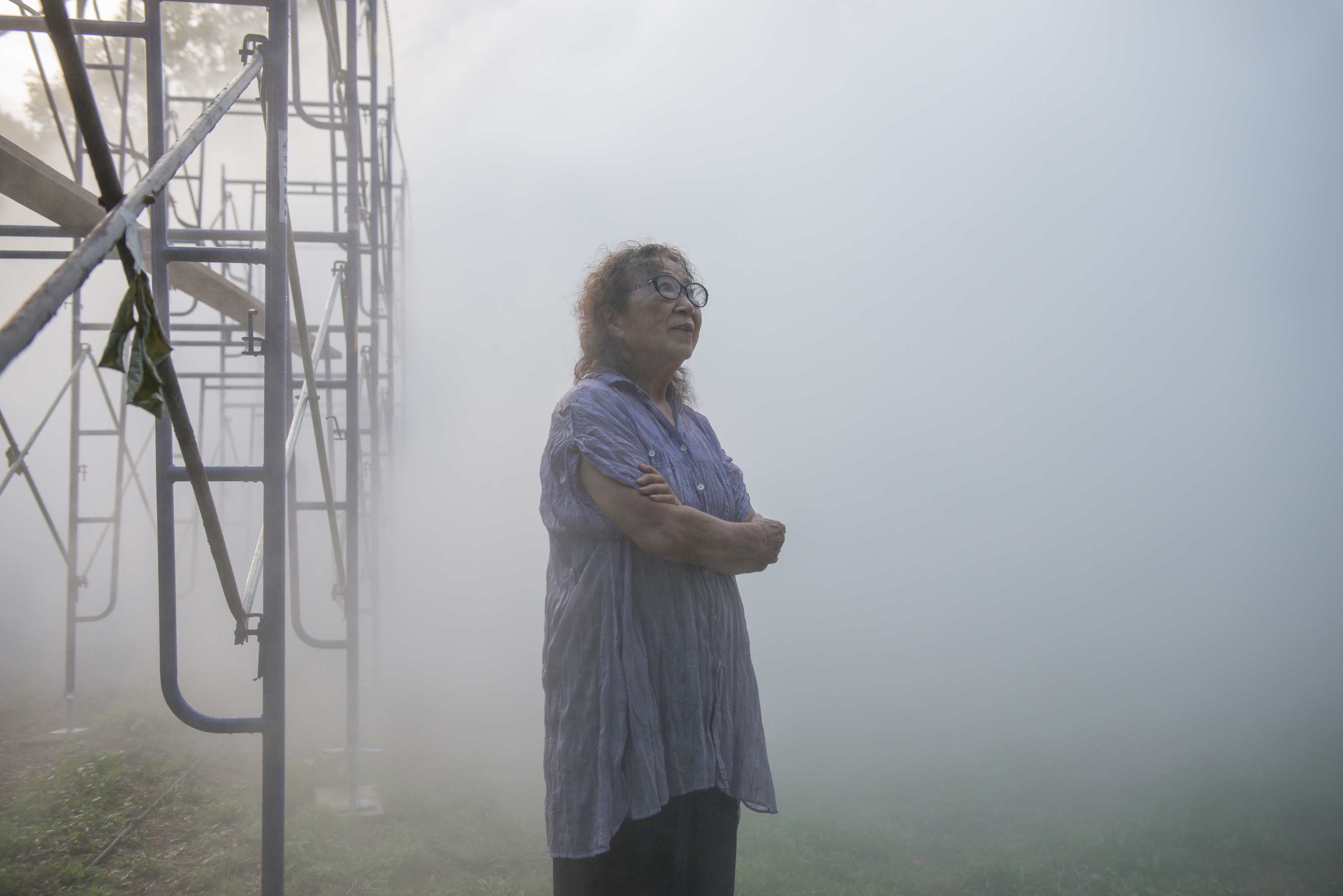 Sculptures in the Mist: Fujiko Nakaya on Building Fog Sculptures for Boston's Emerald Necklace Parks