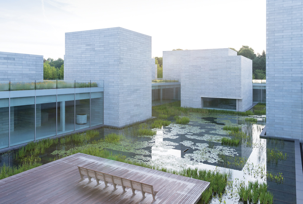 Maximum Minimalism: Emily and Mitchell Rales's Glenstone Museum Grows