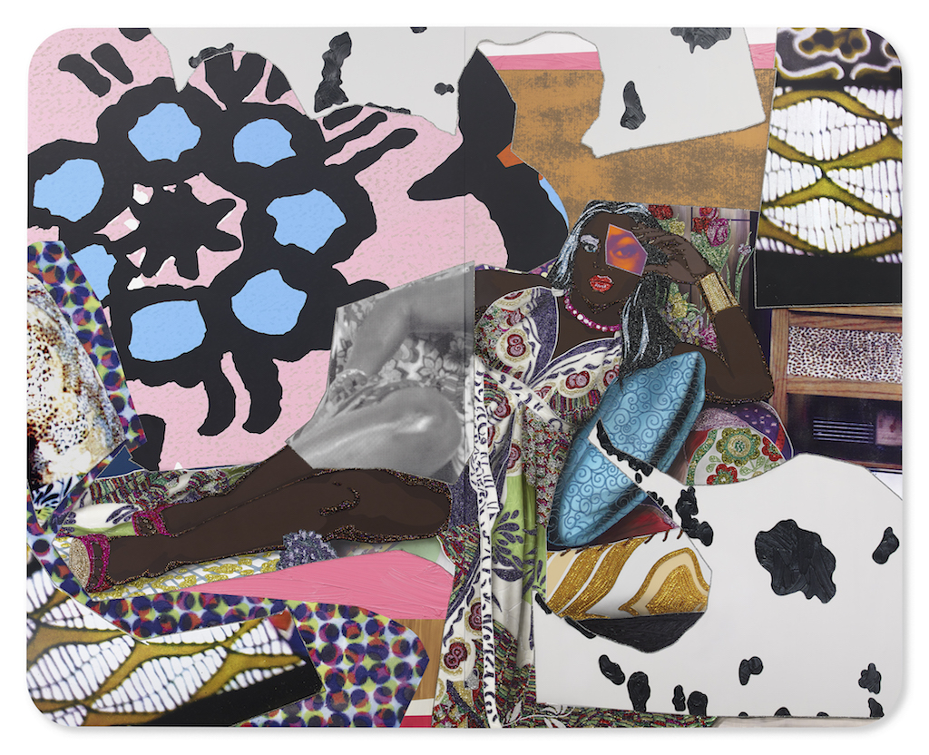 From the Archives: Mickalene Thomas on Why Her Work Goes 'Beyond a Black Esthetic,' in 2011