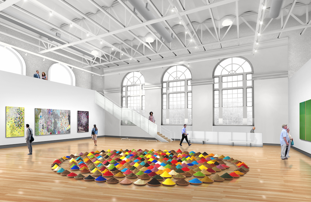 MassArt Raises $12.6 M. for New Exhibition Space, with Donors Including Alum Arne Glimcher