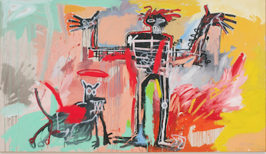 Brant Foundation Will Open Manhattan Space in March with Basquiat Show