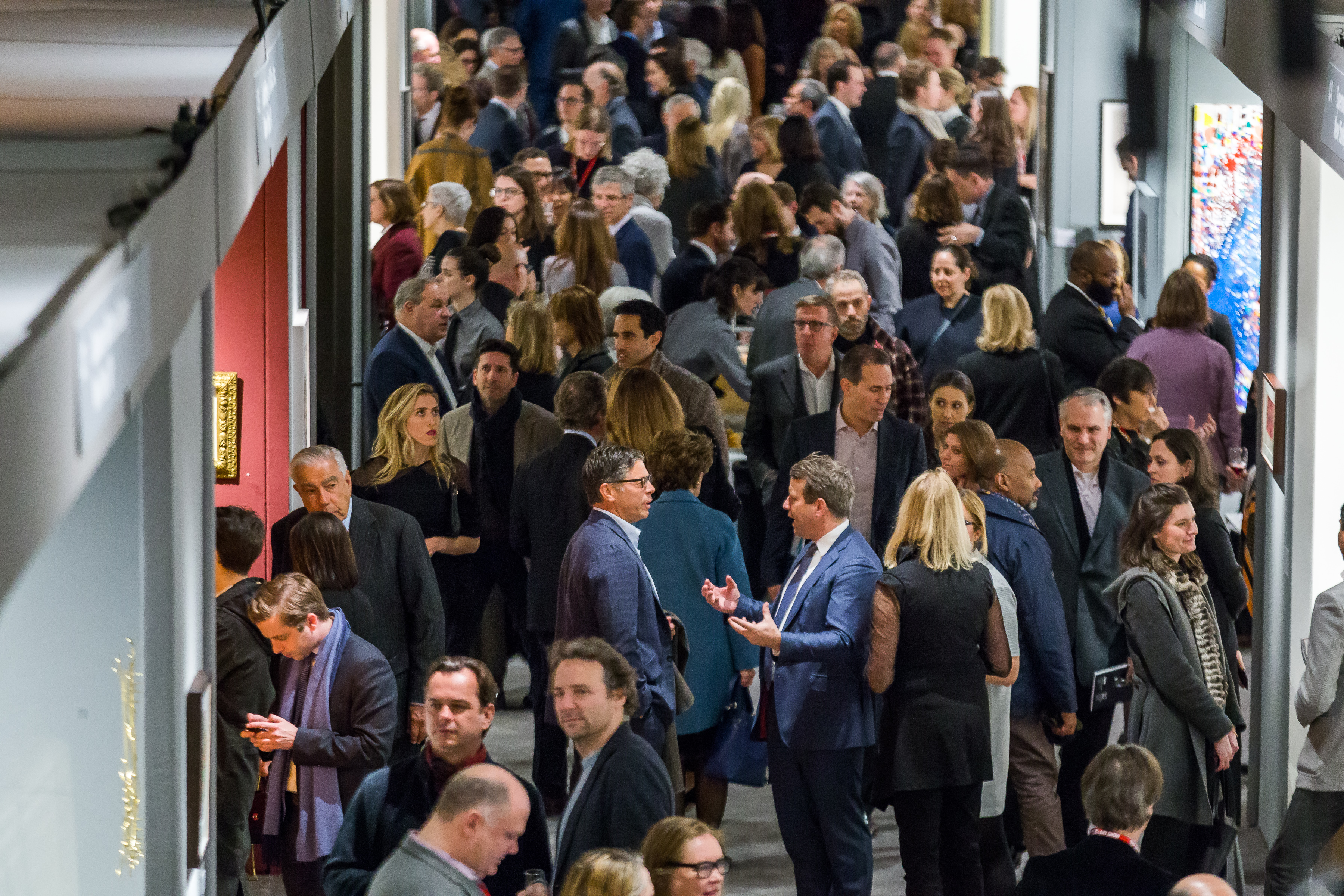 Here's the Exhibitor List for the 2019 ADAA Art Show