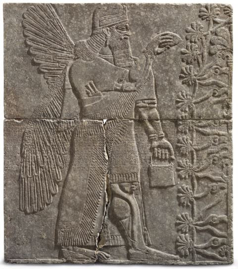 To Underwrite Scholarship Fund, the Virginia Theological Seminary Will Sell Ancient Assyrian Relief at Christie's