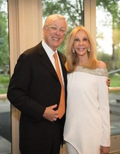 Jane and Marc Nathanson