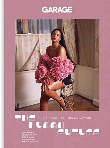 Deana Lawson Photographs Rihanna for Garage Magazine