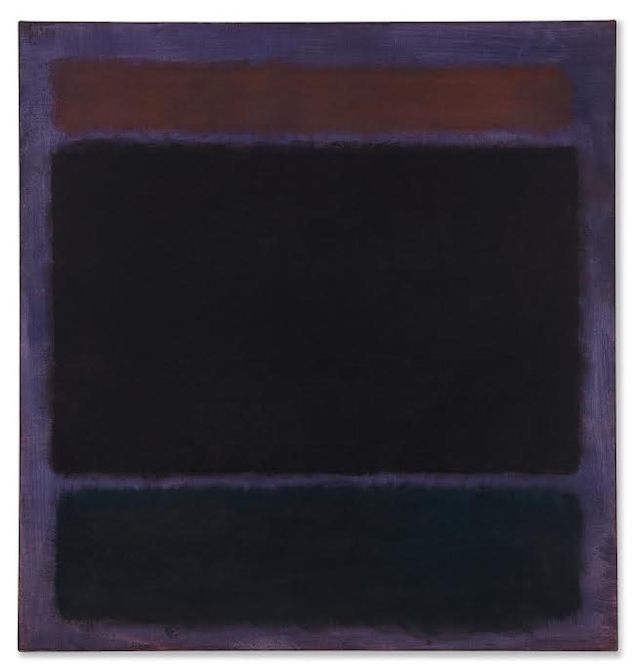 Mark Rothko Painting From François and Susan de Menil Collection Will Hit the Block at Christie's, Estimated at $35 M. to $45 M.