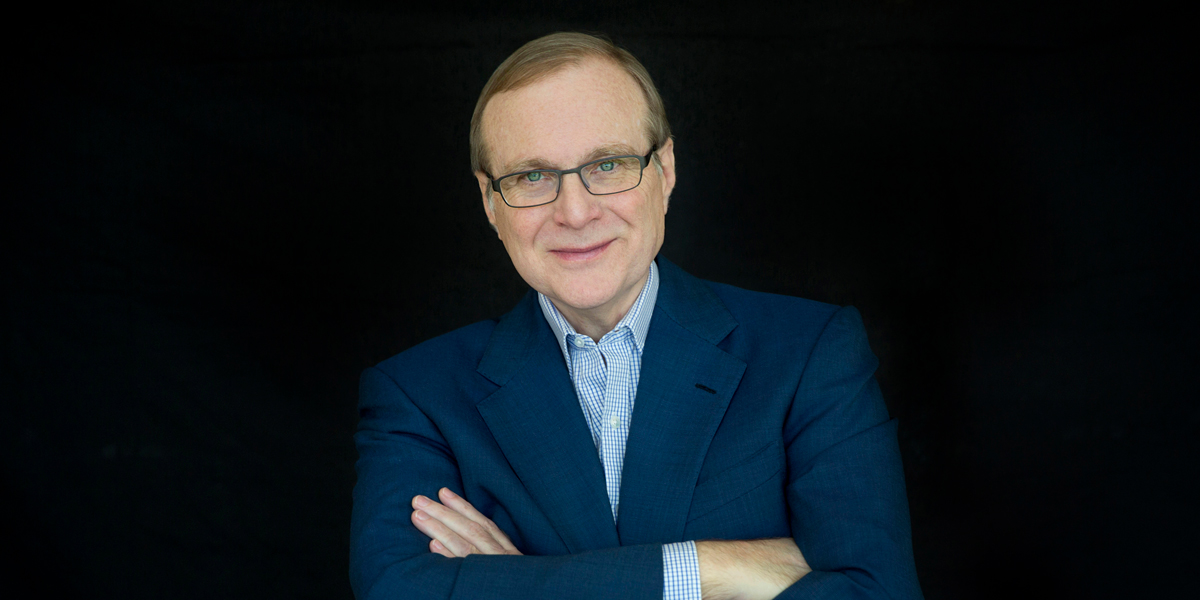 Paul Allen, Microsoft Cofounder and Art Collector, Dies at 65 -