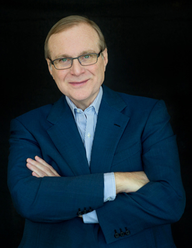 Paul Allen, Microsoft Cofounder and Art Collector, Dies at 65
