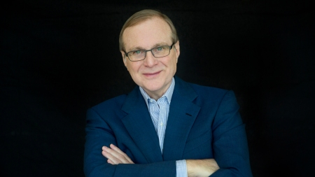Paul Allen, Microsoft Cofounder and Art