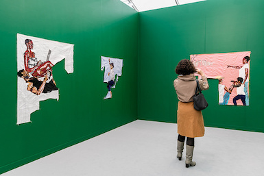 Frieze London's Focus Stand Prize Goes to South Africa's Blank Projects