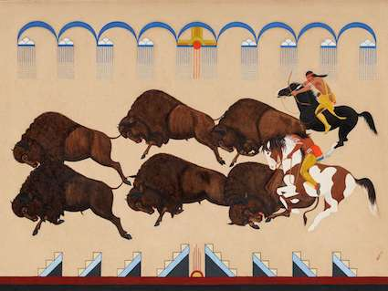 Estate of David Rockefeller Gives Works by Native American Artists to MFA Boston, Mesa Verde National Park Museum