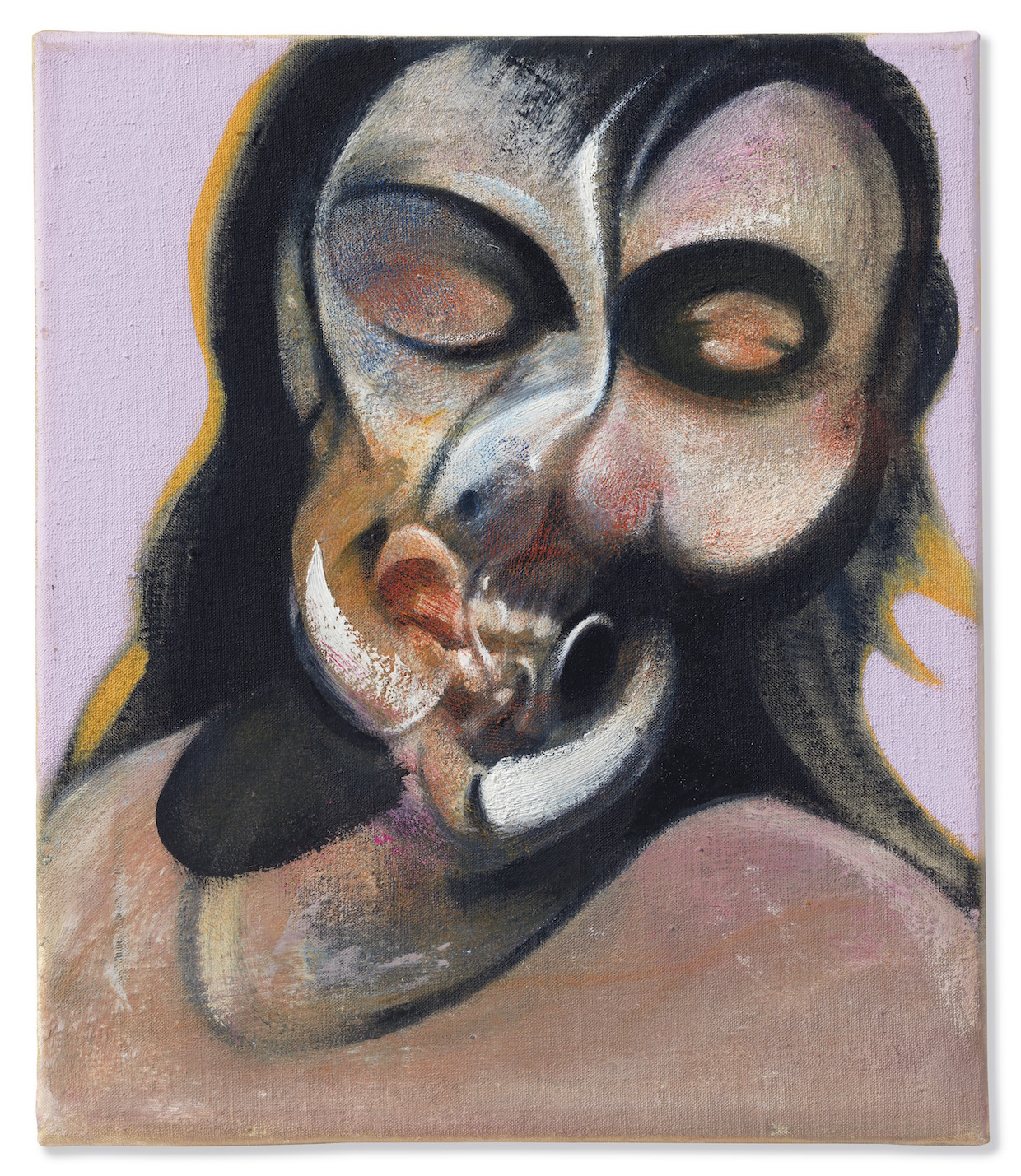 francis bacon from s i newhouse collection will be sold at
