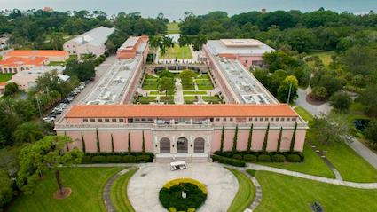 Judith and Stephen Shank Endow Curatorial Position at Ringling Museum