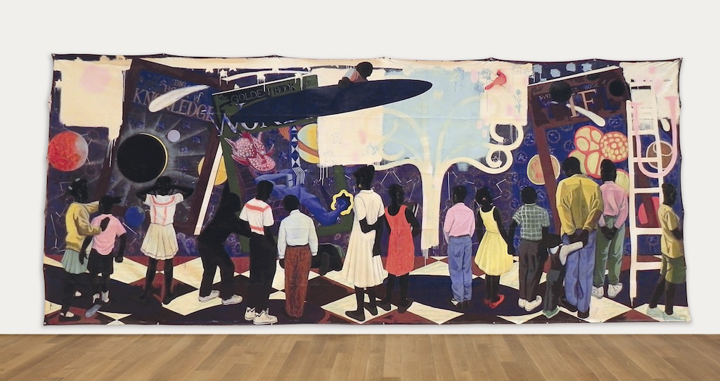 Kerry James Marshall on Painting Sale: Chicago 'Has Wrung Every Bit of Value They Could from the Fruits of My Labor'