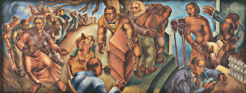 From the Archives: Reviews of Charles White's Exhibitions Over the Decades