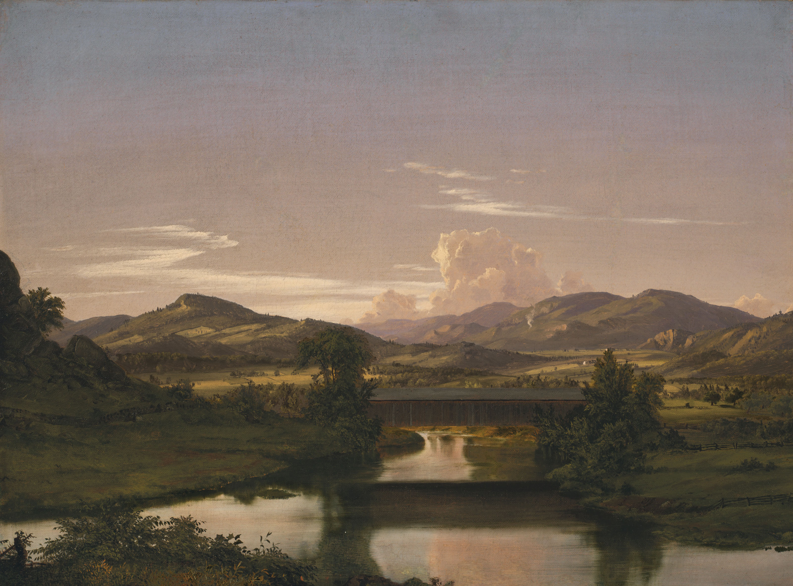 To Fund Refugee Aid, Christie's Will Sell Private Collection of Hudson River School Paintings