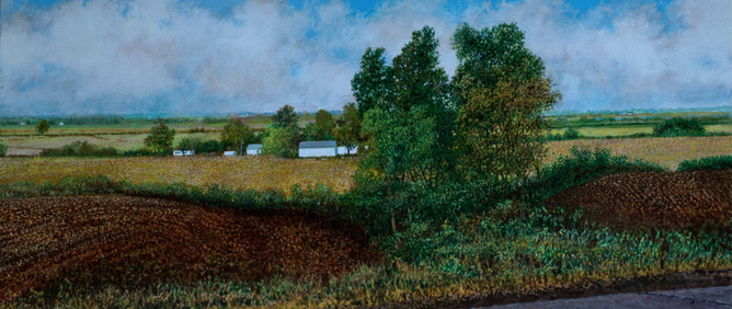 Harold Gregor, Painter of Midwestern Landscapes, Dies at 89
