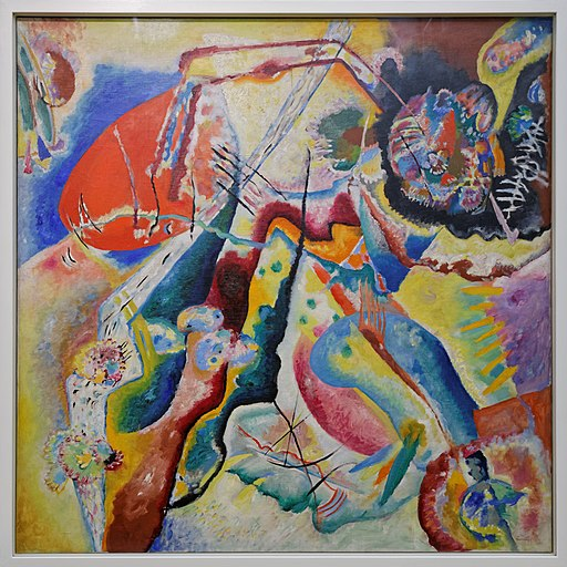 Morning Links: Kandinsky Edition