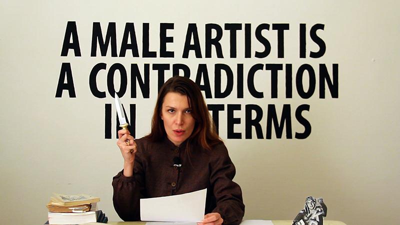 For 2019 Venice Biennale, Italy Goes with Enrico David, Chiara Fumai, Liliana Moro