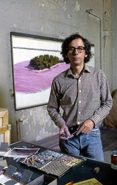 Pace Gallery Launches 'Partnership' with Christo