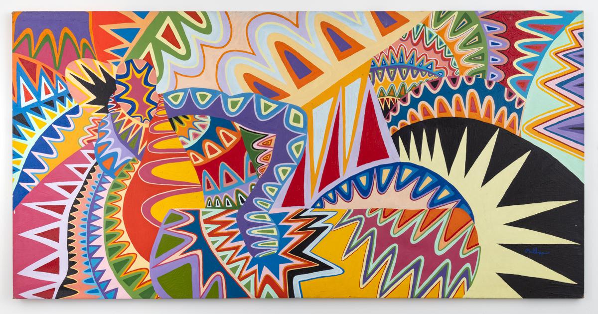 James Phillips at Kravets Wehby Gallery, New York