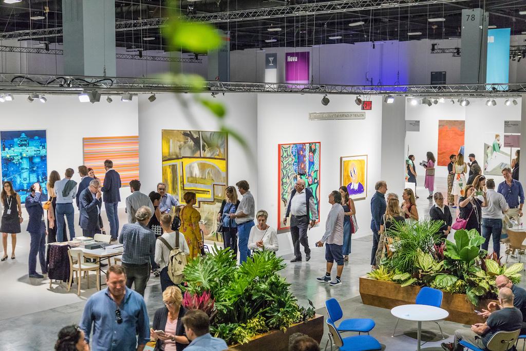 2018 Miami Art Week Cheat Sheet Artnews