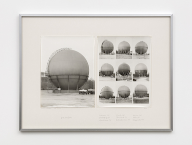 Estate of Bernd and Hilla Becher Heads to Paula Cooper Gallery