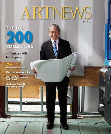 Penske Media Acquires ARTnews
