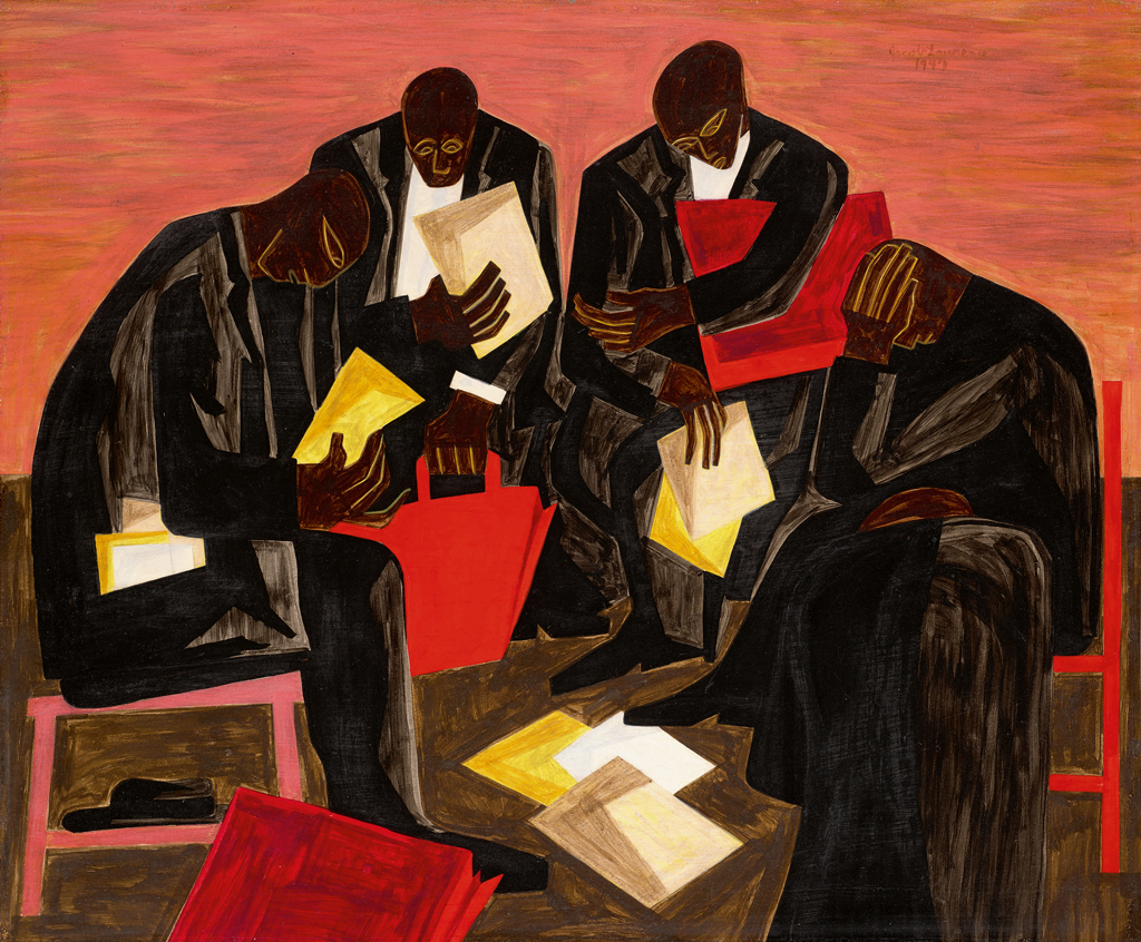 Sotheby's Tallies $362.6 M. at Strong Contemporary Sale, Setting Records for Jacob Lawrence, Henry Taylor, More
