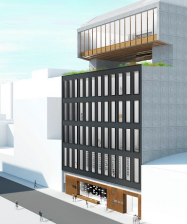 Pace Gallery's Eight-Floor Chelsea Building Set to Open September 2019