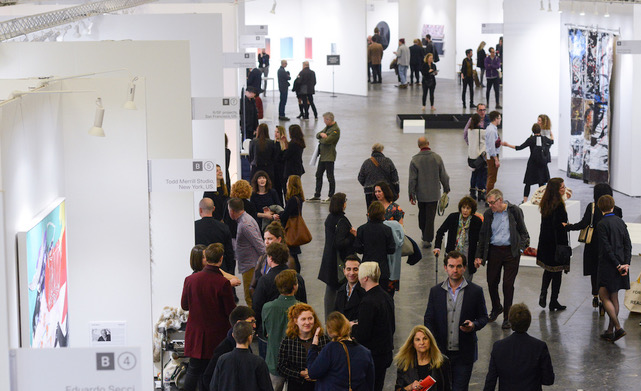 Here's the Exhibitor List for Untitled Art, San Francisco 2019