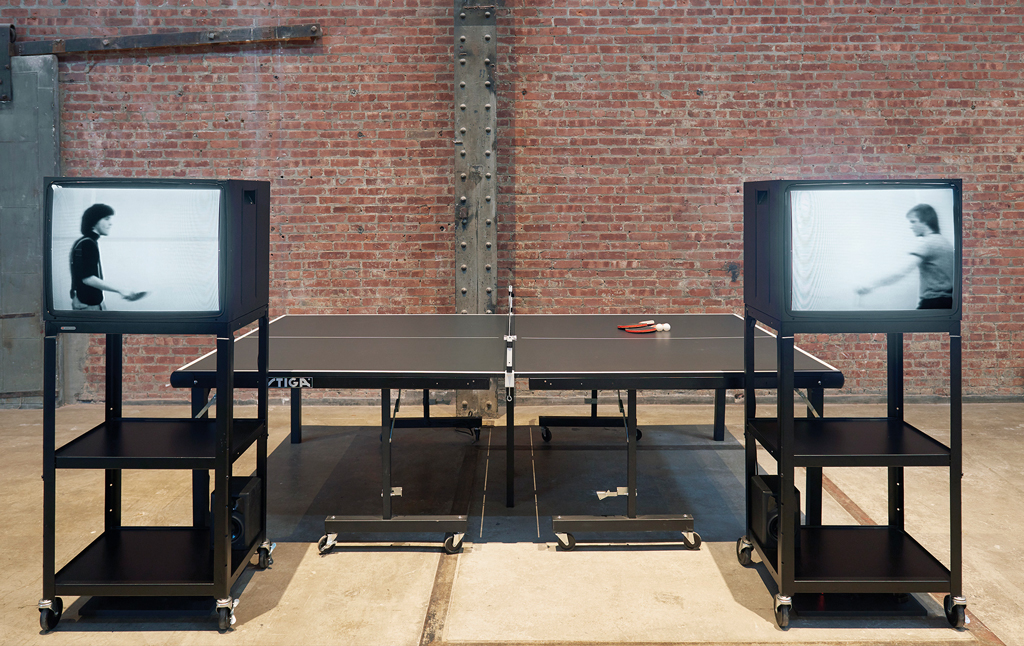 Be a Body: Shows Around New York Take Up the Materiality of Screen-Based Work