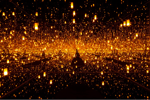Yayoi Kusama 'Infinity Mirror Room' and 'Narcissus Garden' to Be Shown in Las Vegas