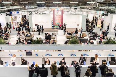Here's the Exhibitor List for the 2019 Armory Show