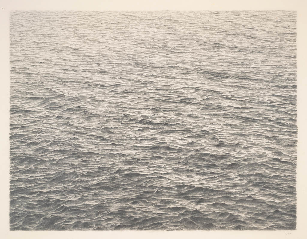 From the Archives: Vija Celmins on Being a 'Reductionist by Nature,' in 1978
