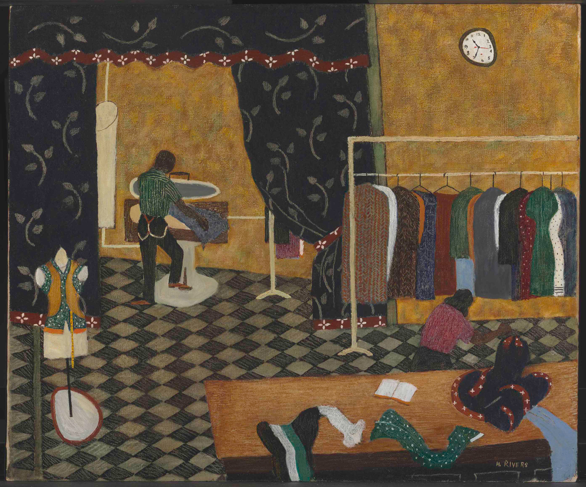 'Lost, Loose and Loved: Foreign Artists in Paris 1944–1968' at Museo Reina Sofía, Madrid -