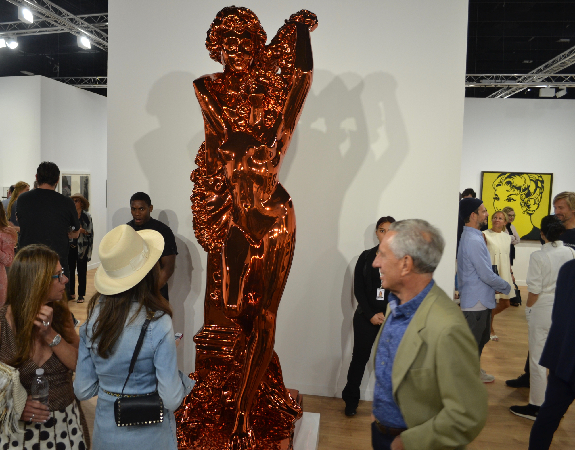 Art Basel Miami Beach Opens With Robust Sales, Keith Haring Doubleheader, $16.5 M. Basquiat on Offer