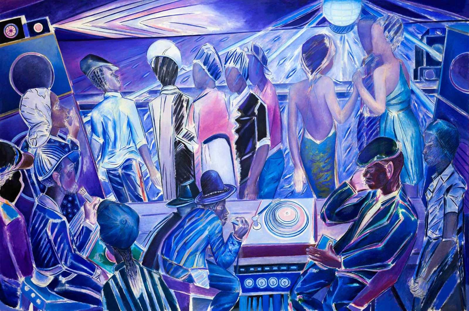 Stephen Friedman Gallery Now Reps Denzil Forrester