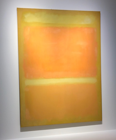 Mark Rothko Painting on Sale at Art Basel Miami Beach for $50 M.