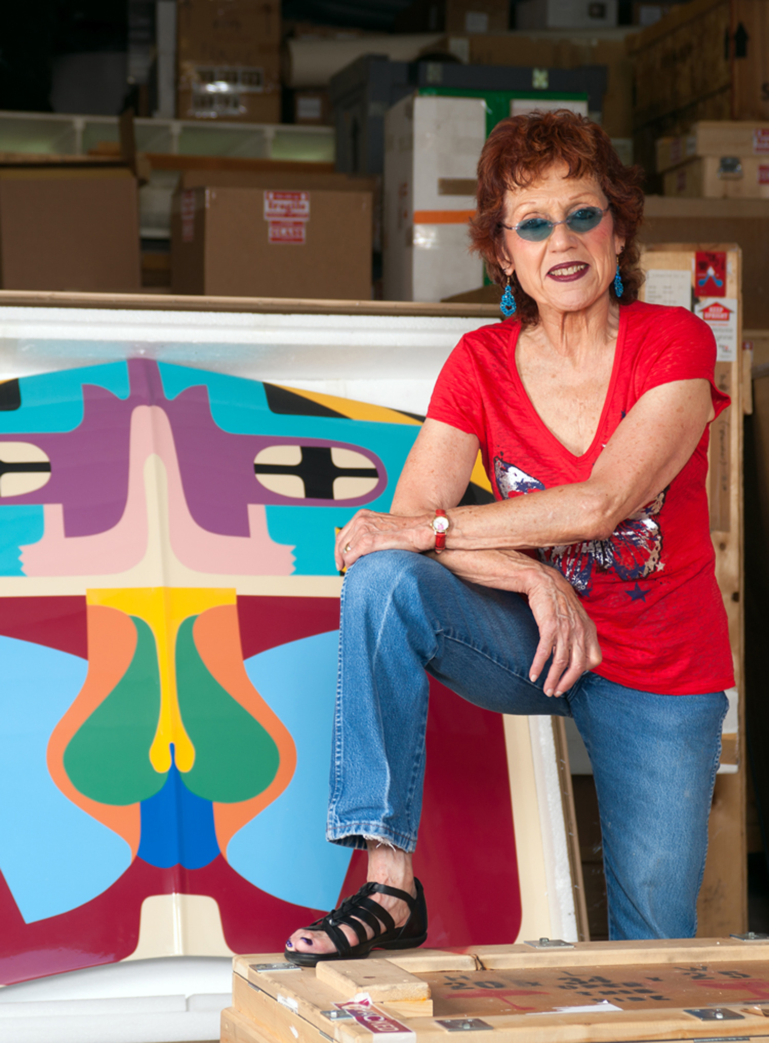 Morning Links: Judy Chicago Edition