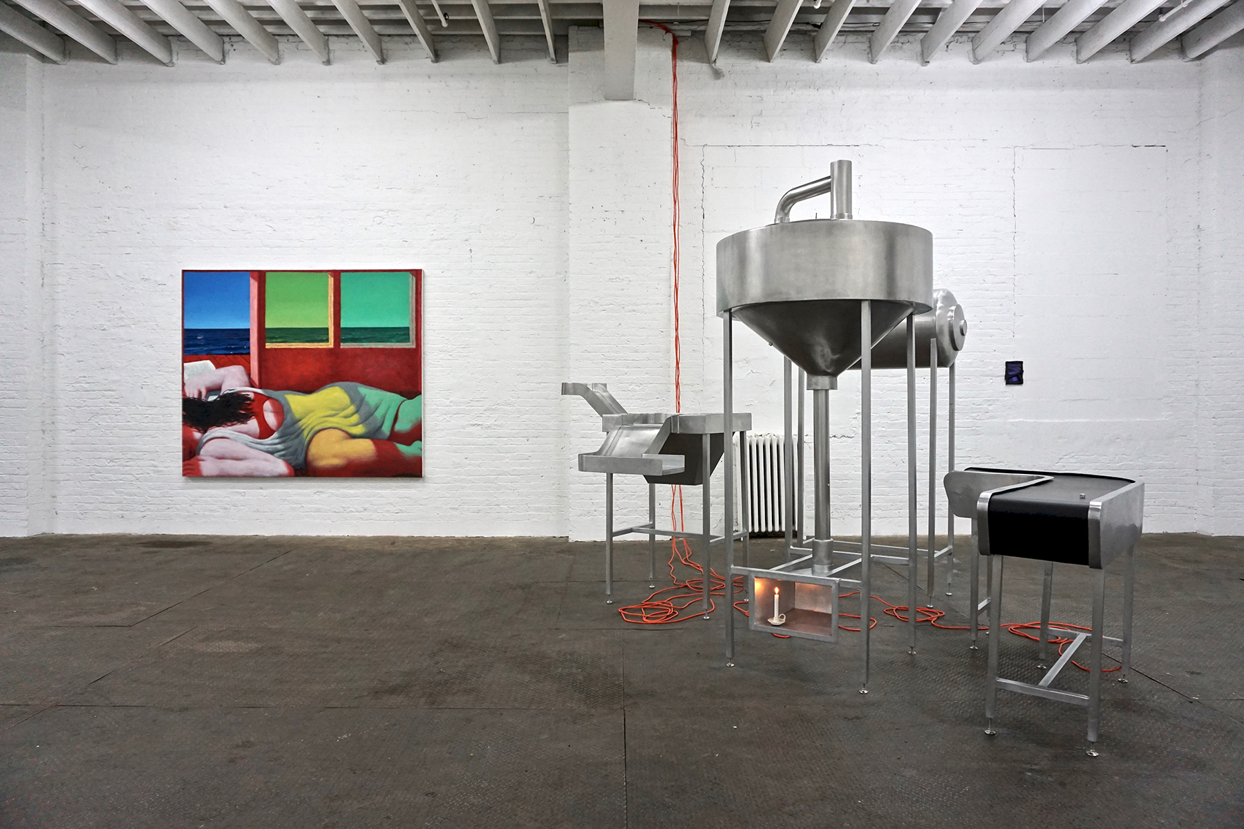 The Year in, and Beyond, New York's Galleries—Plus a Top 10 From All Over