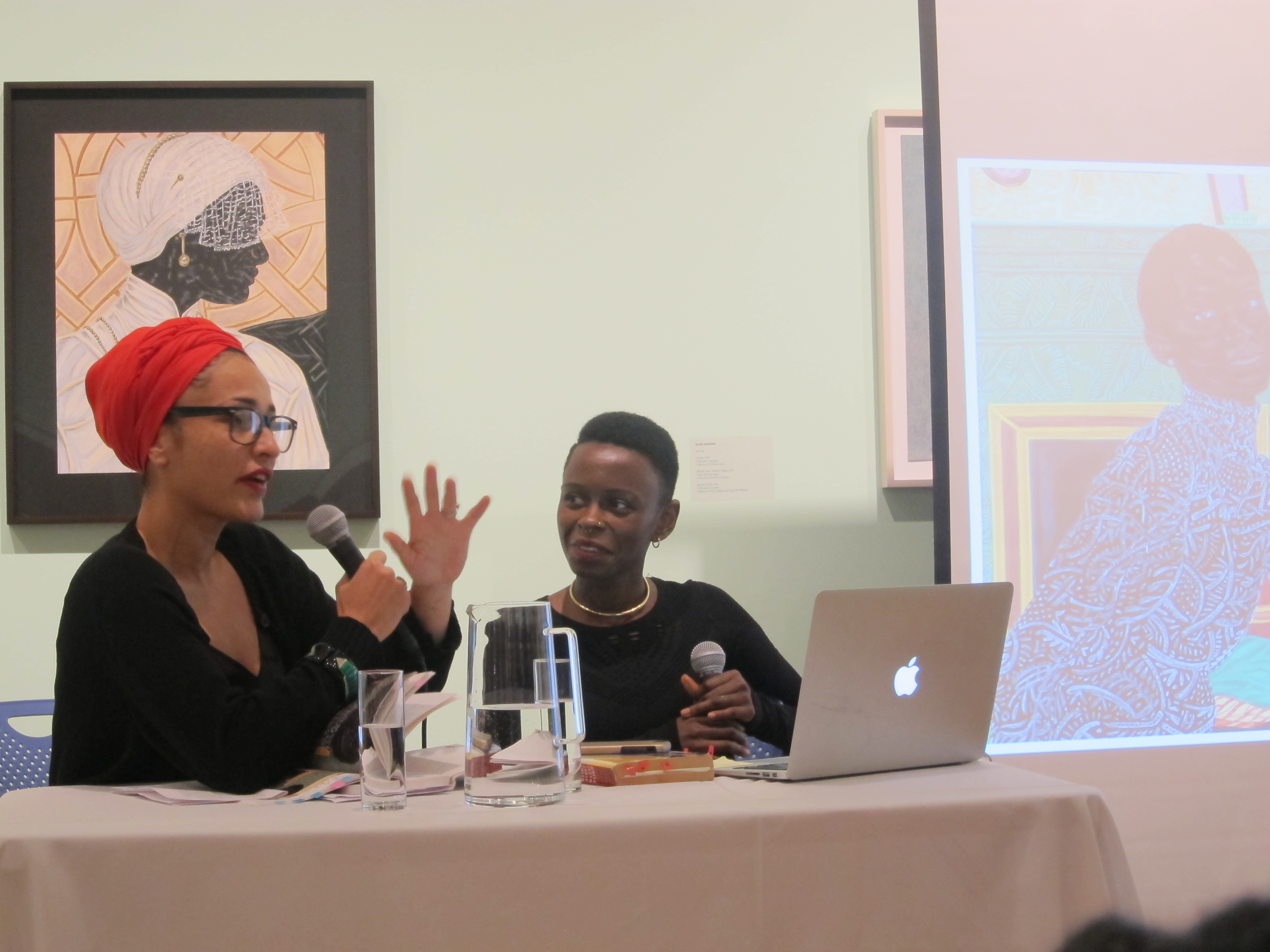 'Mark-Making As a Land Your Eyes Traverse': Toyin Ojih Odutola Talks with Zadie Smith