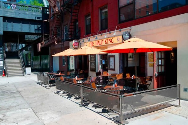 Chelsea's Half King Pub Will Close After 18 Years in New York