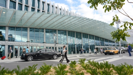 The Miami Beach Convention Center, home